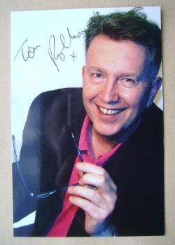 Tom Robinson autograph