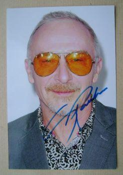 Graham Parker autograph