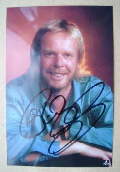 Rick Wakeman autograph