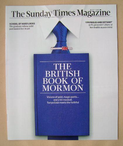 <!--2013-07-07-->The Sunday Times magazine - 7 July 2013