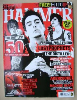 Metal Hammer magazine - December 2003