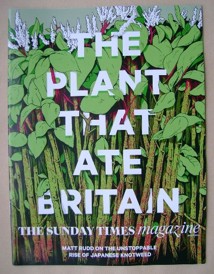 <!--2014-07-13-->The Sunday Times magazine - The Plant That Ate Britain cov