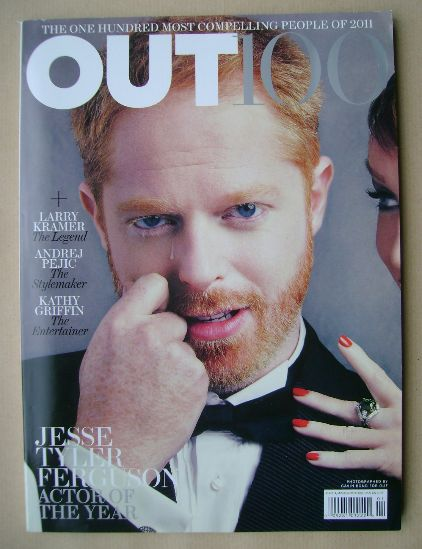 <!--2011-12-->Out magazine - Jesse Tyler Ferguson cover (December 2011 & Ja