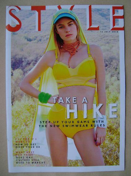<!--2014-07-13-->Style magazine - 13 July 2014
