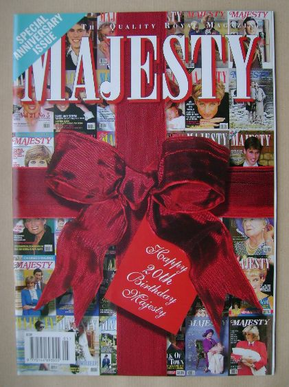 <!--2000-05-->Majesty magazine - Special 20th Anniversary Issue (May 2000 -