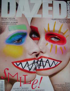 <!--2008-12-->Dazed & Confused magazine (December 2008 - Nathan Sutherland