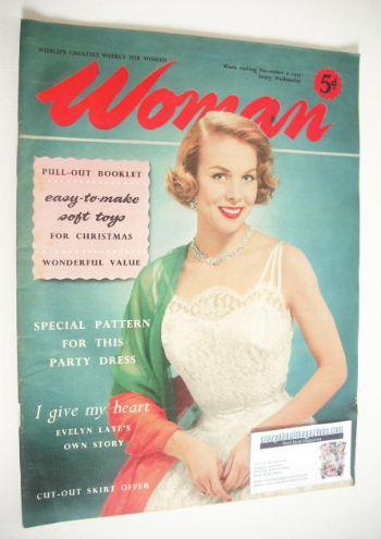 <!--1957-11-02-->Woman magazine (2 November 1957)