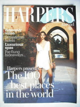 Harpers & Queen supplement - The 100 Best Places In The World (November 2005)