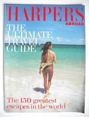 Harpers & Queen supplement - The Ultimate Travel Guide (2003)