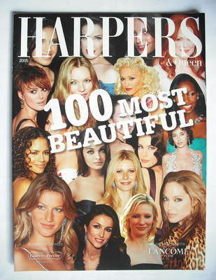Harpers & Queen supplement - 100 Most Beautiful (July 2005)