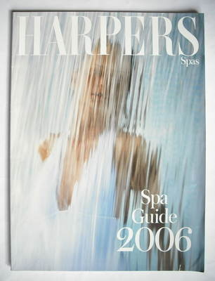Harpers & Queen supplement - Spa Guide 2006