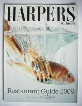 Harpers & Queen supplement - Restaurant Guide 2006