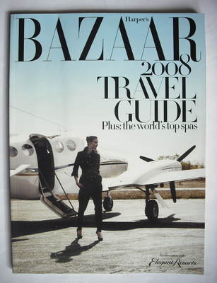 Harper's Bazaar supplement - Travel Guide 2008