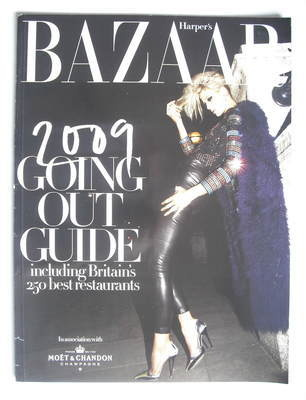 Harper's Bazaar supplement - 2009 Going Out Guide