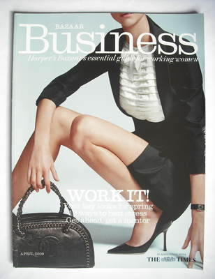 Harper's Bazaar supplement - Business (April 2006)