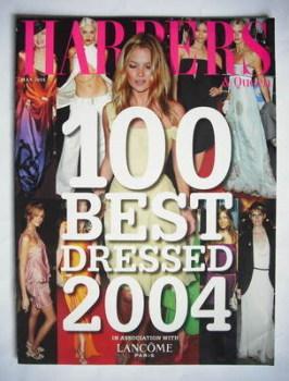 Harpers & Queen supplement - 100 Best Dressed 2004