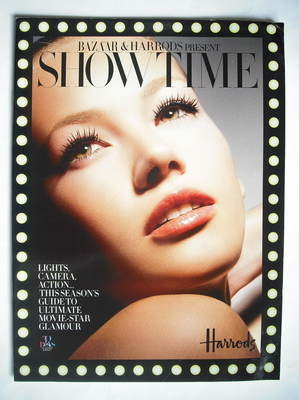 Harper's Bazaar supplement - Show Time (October 2008)