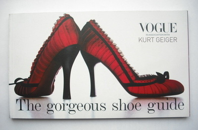 British Vogue supplement - The Gorgeous Shoe Guide (2004)