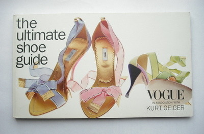 British Vogue supplement - The Ultimate Shoe Guide (2002)