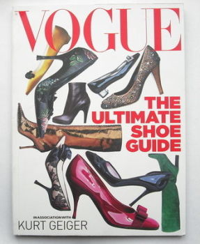 British Vogue supplement - The Ultimate Shoe Guide (2005)