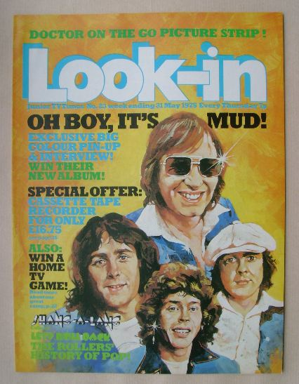 <!--1975-05-31-->Look In magazine - 31 May 1975