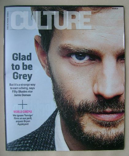 <!--2015-02-01-->Culture magazine - Jamie Dornan cover (1 February 2015)
