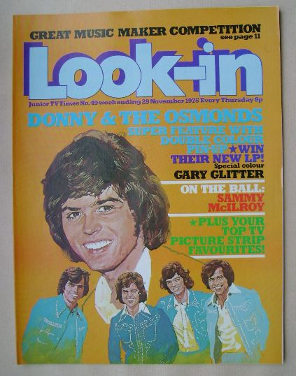 <!--1975-11-29-->Look In magazine - 29 November 1975