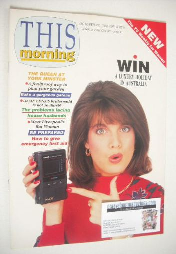 This Morning magazine (29 October 1988)