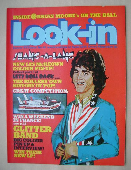 <!--1975-04-12-->Look In magazine - 12 April 1975