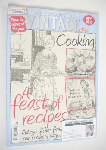 <!--2015-13-05-->Woman's Weekly Classic Series magazine - Vintage Cooking (