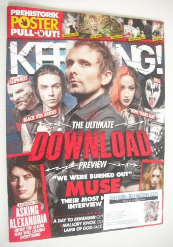 <!--2015-06-13-->Kerrang magazine - The Ultimate Download Preview Issue (13