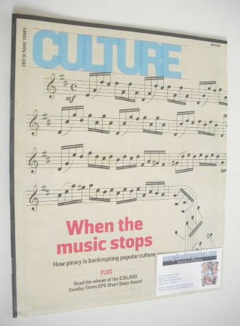 <!--2015-04-26-->Culture magazine - When The Music Stops cover (26 April 20
