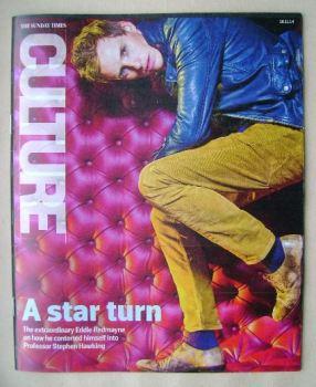 Culture magazine - Eddie Redmayne cover (16 November 2014)