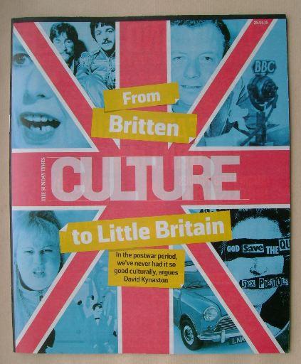 <!--2015-01-25-->Culture magazine - 25 January 2015