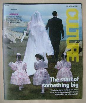 Culture magazine - 8 March 2015