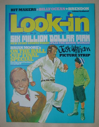 <!--1977-05-21-->Look In magazine - 21 May 1977
