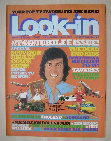 <!--1977-06-04-->Look In magazine - 4 June 1977