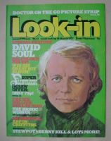 <!--1977-03-26-->Look In magazine - David Soul cover (26 March 1977)