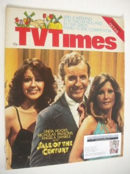 TV Times magazine - Sale Of The Century cover (9-15 October 1976)