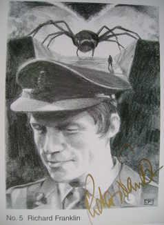 Richard Franklin autograph