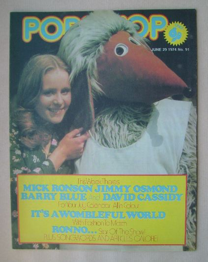 <!--1974-06-29-->Popswop magazine - 29 June 1974