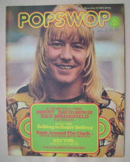 <!--1973-11-10-->Popswop magazine - 10 November 1973