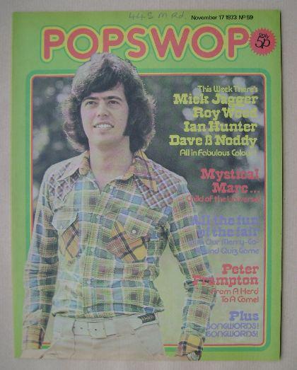 <!--1973-11-17-->Popswop magazine - 17 November 1973
