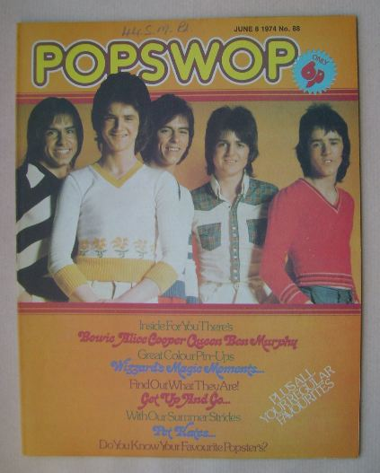 <!--1974-06-08-->Popswop magazine - 8 June 1974