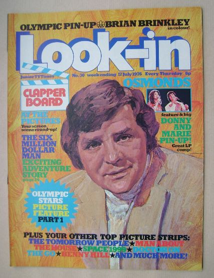 <!--1976-07-17-->Look In magazine - 17 July 1976