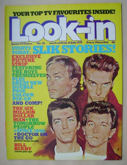 <!--1976-07-31-->Look In magazine - 31 July 1976
