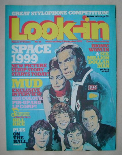 <!--1976-11-06-->Look In magazine - 6 November 1976