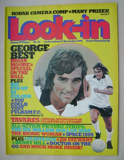 <!--1976-11-20-->Look In magazine - 20 November 1976