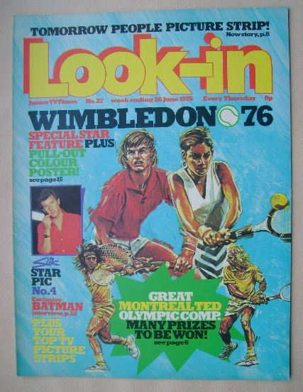 <!--1976-06-26-->Look In magazine - 26 June 1976