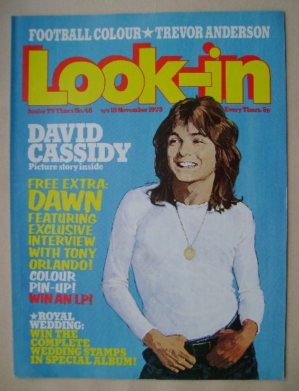 <!--1973-11-10-->Look In magazine - 10 November 1973